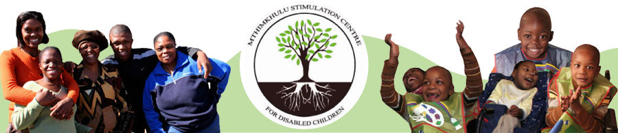 Mthimkulu Stimulation Centre for disabled children in Soweto, South Africa
